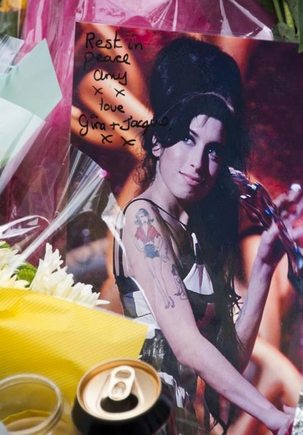 Amy Winehouse Shutterstock com