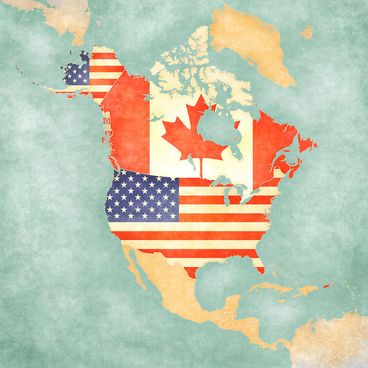 Canada and the USA